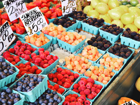 A Guide to Eating Sustainably: Five Easy Tips