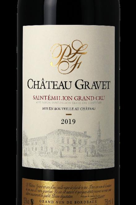 1 Magnum 150 Cl - Château Gravet 2019