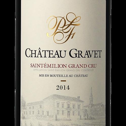 1 Magnum 150 Cl - Château Gravet 2014