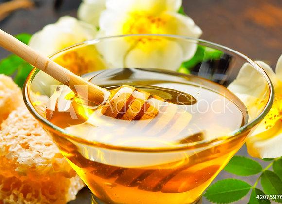 Miel de fleurs de printemps - 250 gr.