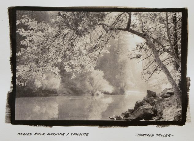 Merced River Morning