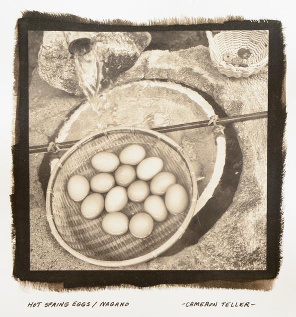 Hot Spring Eggs