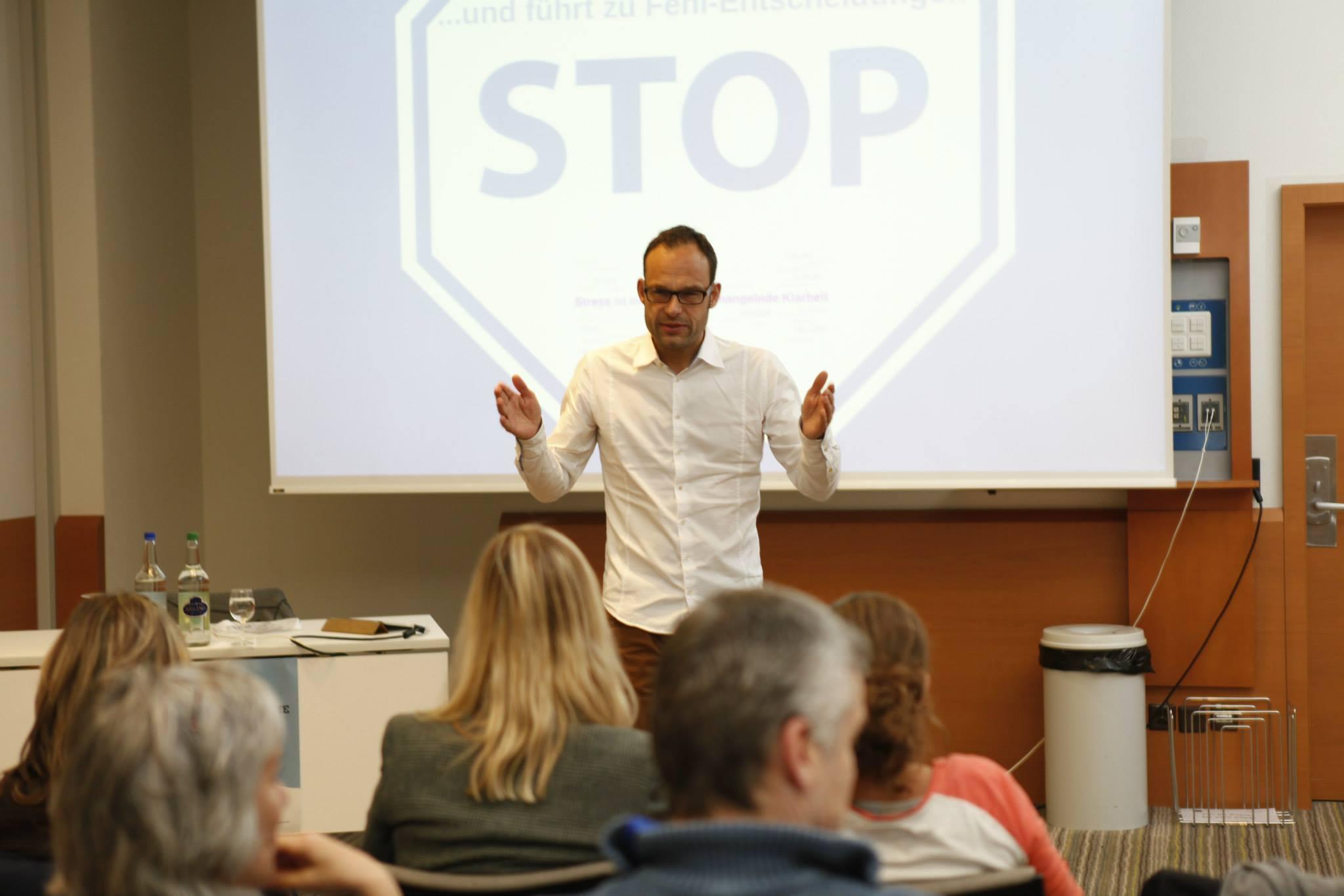 Marcel Meier Stress Management Lebensfeuer HRV