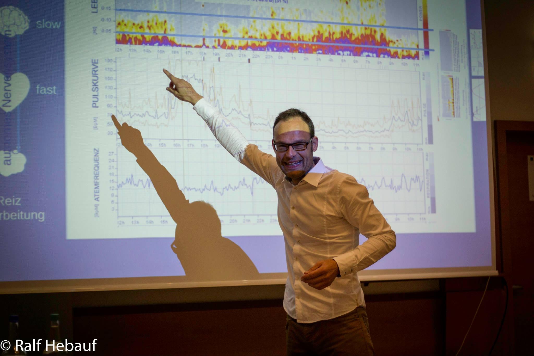 Marcel Meier Stress Management Lebensfeuer HRV Heart Math