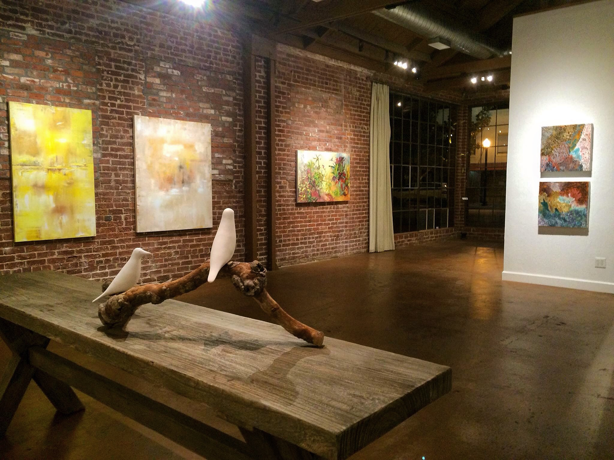 The Tim Collom Gallery, Sacramento