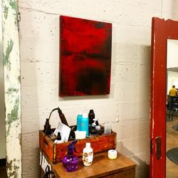 Space 07 Salon Installation