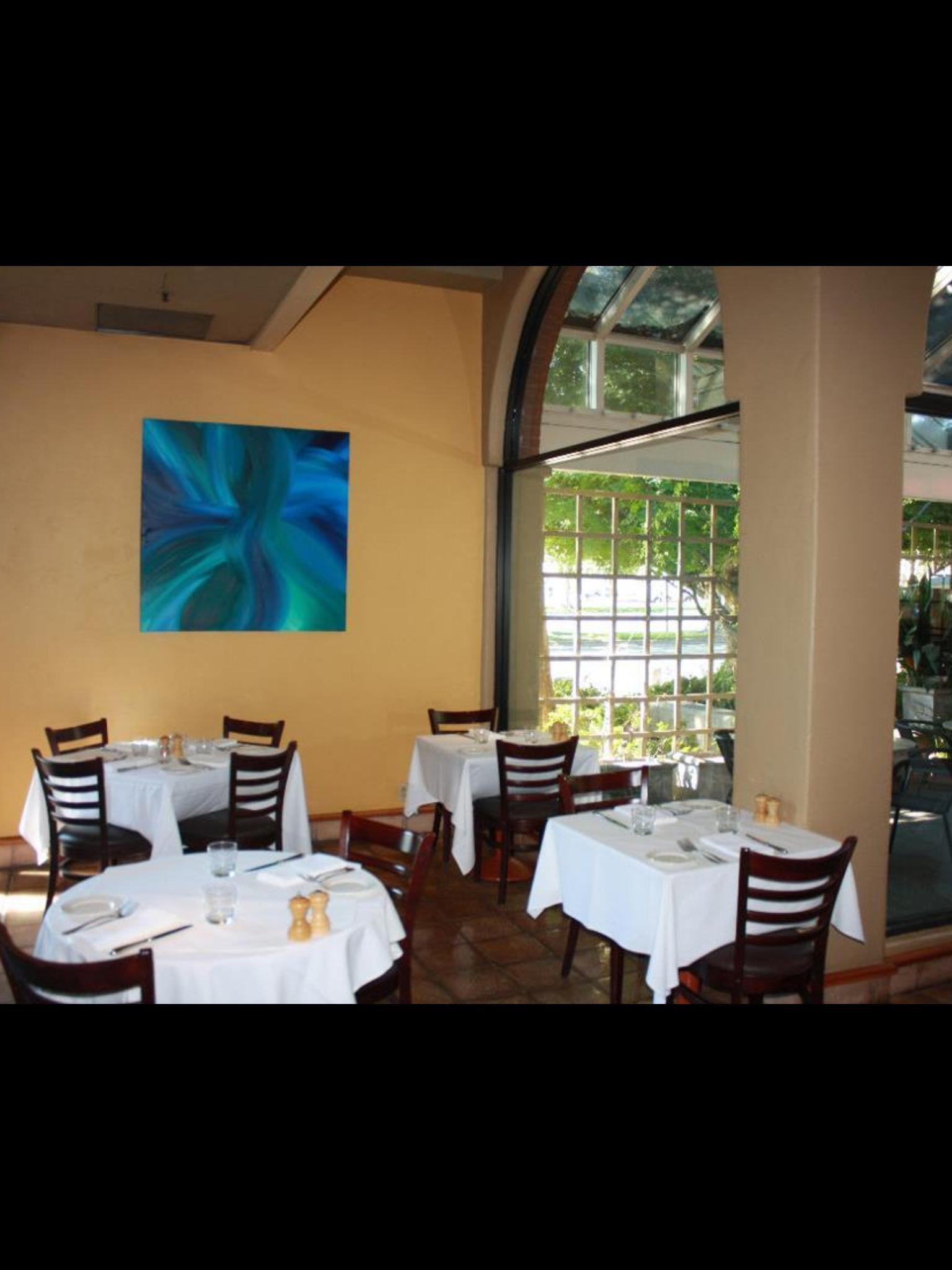 Piatti Restaurant, Sacramento, CA.