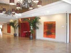 The Clarion Hotel, Sacramento, CA.