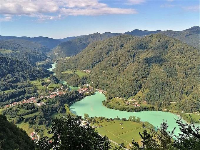 De Soca Vallei in Slovenië wandelvakanti