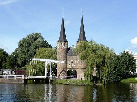 Delft poort