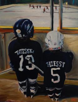 The Thiessen Boys