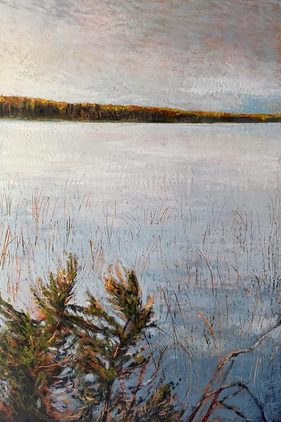 Silver Morning, Waskesiu