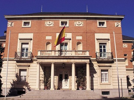 Renovación  Mantenimiento Telecomunicaciones del Palacio de la Moncloa para el 2015