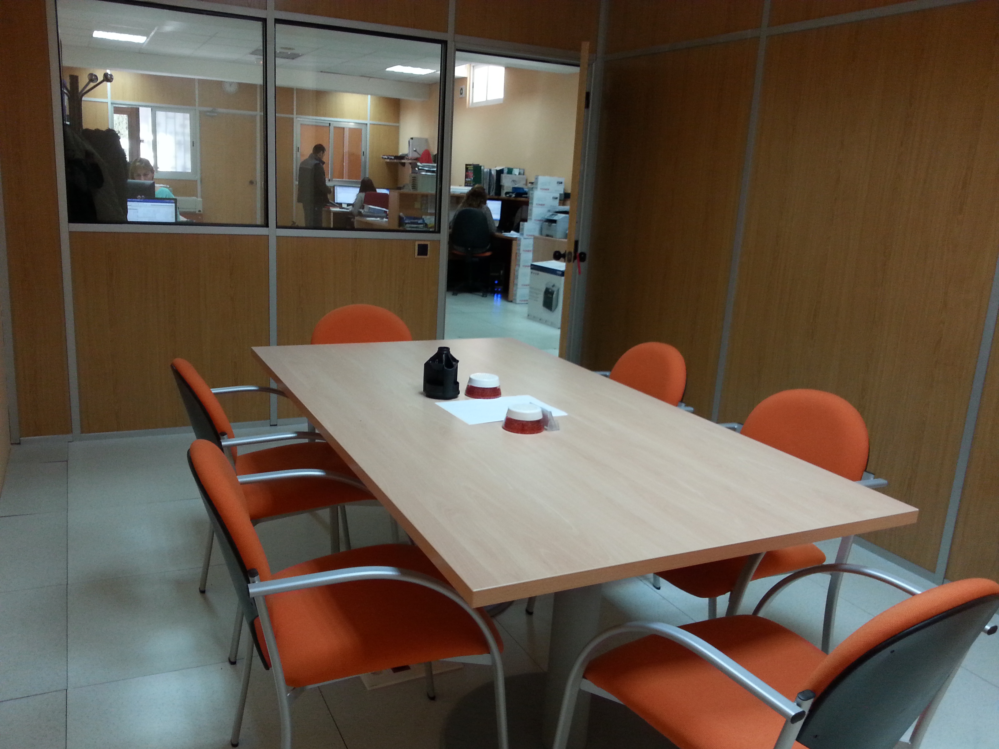 1 Sala de juntas