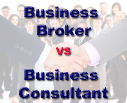 Business Broker vs Business Consultant