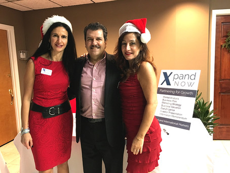 Holiday Party at the Global Trade Chamber