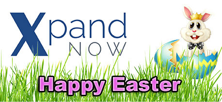 Happy Easter from Xpand Now