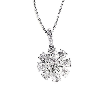 Drop Dead Diamond Pendant