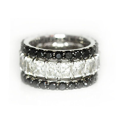 Radiant Eternity Band