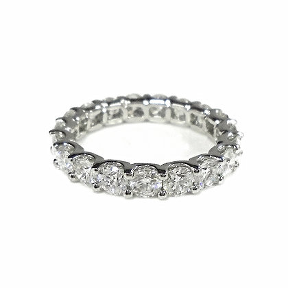 U- Shape Eternity Band
