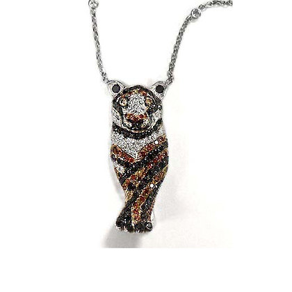 Custom Tigress Necklace