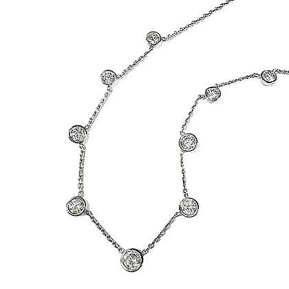 OMG Diamond Necklace