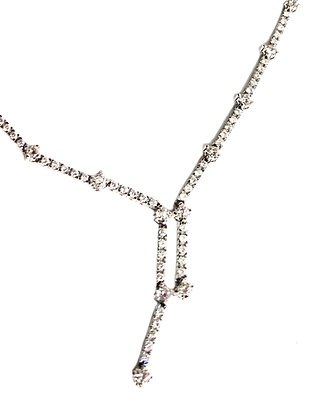 Flow Cleavage Style Necklace