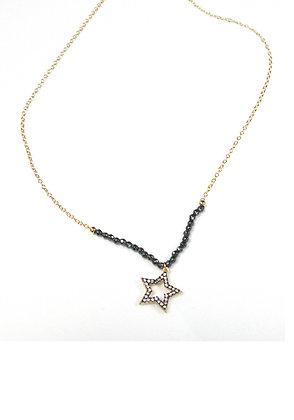 SS Star Pendant