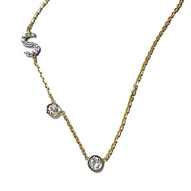 Baby Plus Necklace
