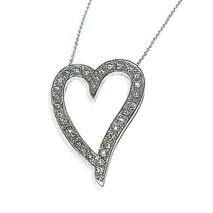 Roxy Heart Pendant