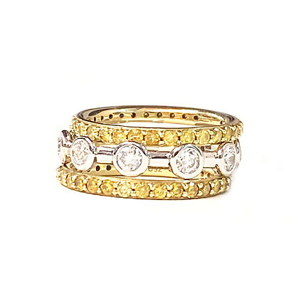 Wow! Yellow Diamond Stackables