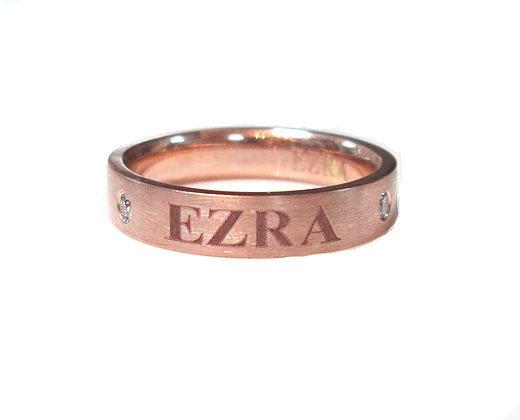 """""""Ezra"""" Ring"""