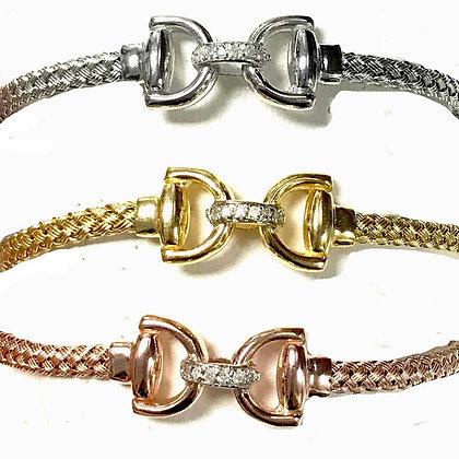 Simple and Elegant Stack Bracelets