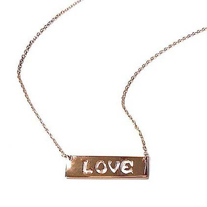 SS Love Necklace