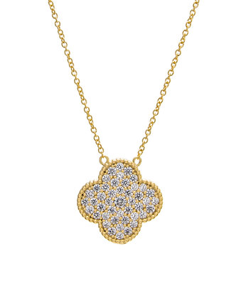 SS Gold Necklace