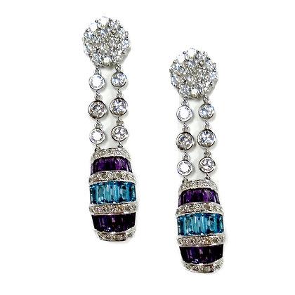 Custom Flexible Diamond Drops