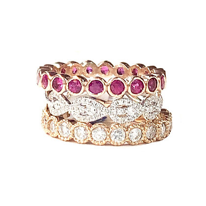 Stack Set With Rubies