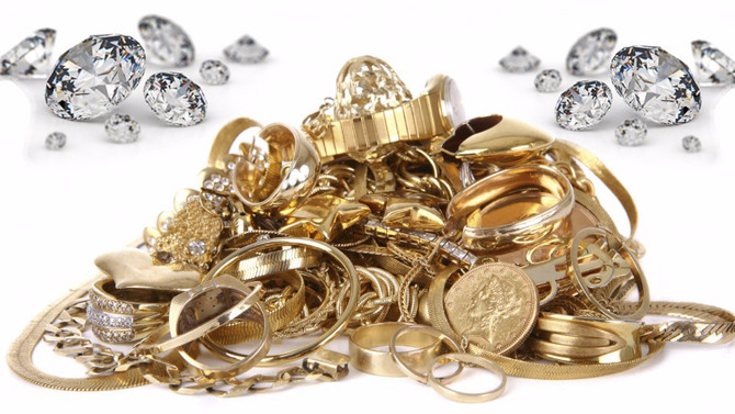 Spring Cleaning?...  Now's the Time to Sell Your Gold & Diamonds!