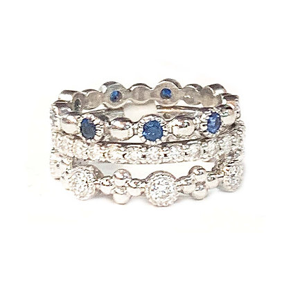 Sapphire Stacking