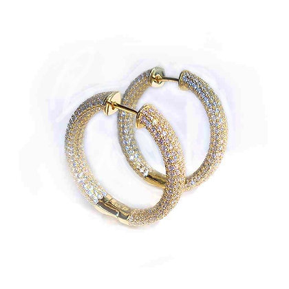 SS Med Size Hoops