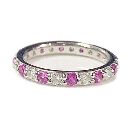 Pop of Color Eternity Band