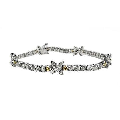 Marqui Diamond Bracelet