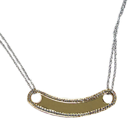 New Vintage Bar Necklace