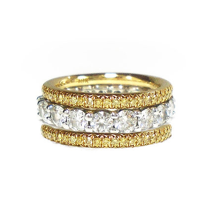 Canary Eternity Band
