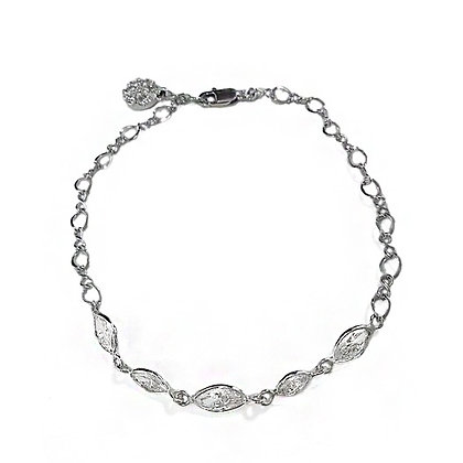 Bez Set Diamond Bracelet