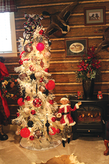A Cabin Christmas