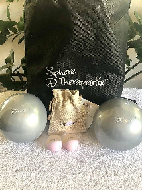 Sphere Therapeutix Bodywork Stress and Tension Resolver Kit