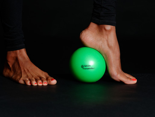 Come and Roll with Sphere Therapeutix Foot, Leg, and Hip Workshop