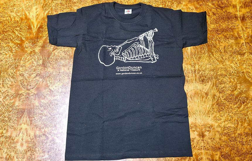 Gordon Duncan T-Shirt Skeleton