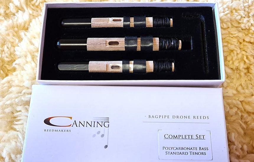 Canning Original Drone Reed Set
